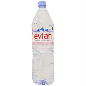 Evian Water 1 5 Ltr Breadberry Com Online Kosher Grocery Shopping And Delivery Service