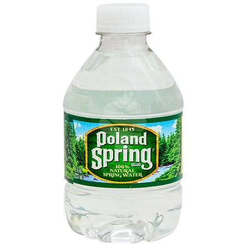 1c161a9df Kosher Poland Spring Mini Water Bottl