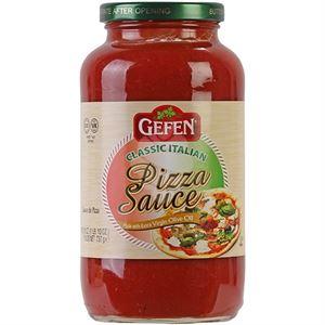 gefen pizza sauce classic italian 26 oz breadberry com online