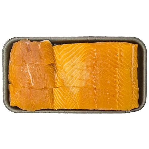 Breadberry Market Fresh Salmon Fillet, Family Pack, Passover
