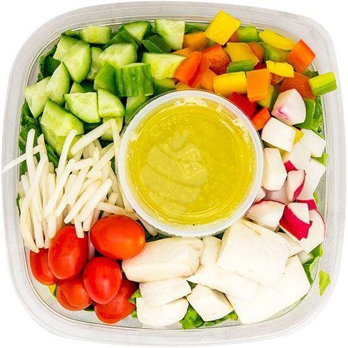 Breadberry Fresh Vegetable Salad